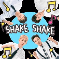 CNBLUE Shake!Shake!
