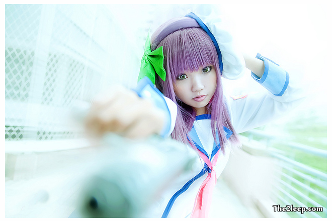 Beautiful Cosplay Girls Photo Collection