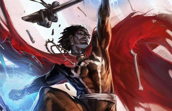 Mengenal Brother Voodoo (Jericho Drumm) dari Marvel Comics