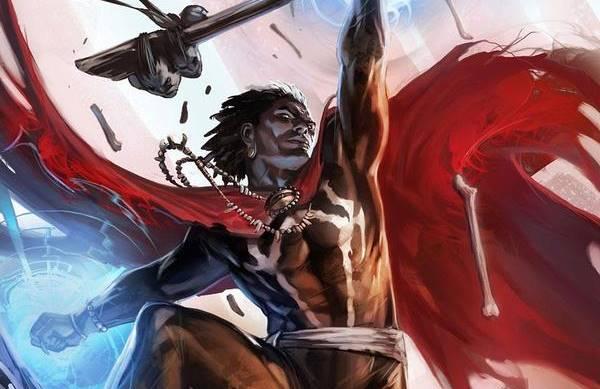 Mengenal Brother Voodoo (Jericho Drumm) dari Marvel Comics