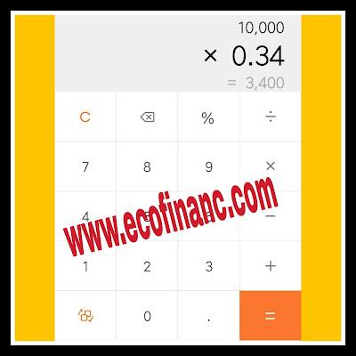 Calcul  du l'IR pour les salariés - Bulletin de paie