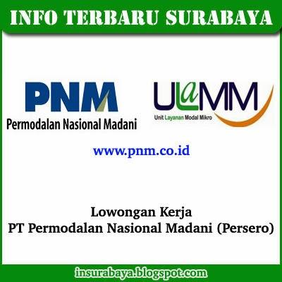 Lowongan Kerja Di Bank Surabaya Lowongan Kerja Loker Terbaru Bulan September 2016 Lowongan Kerja Pt Permodalan Nasional Madani Persero 2013 Info