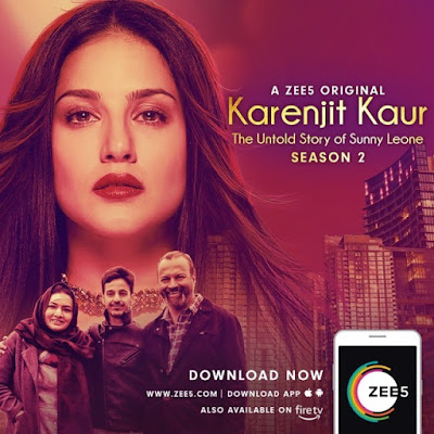 Karenjit Kaur – The Untold Story Of Sunny Leone S03 (2019) Hindi 480p WEBRip 250MB