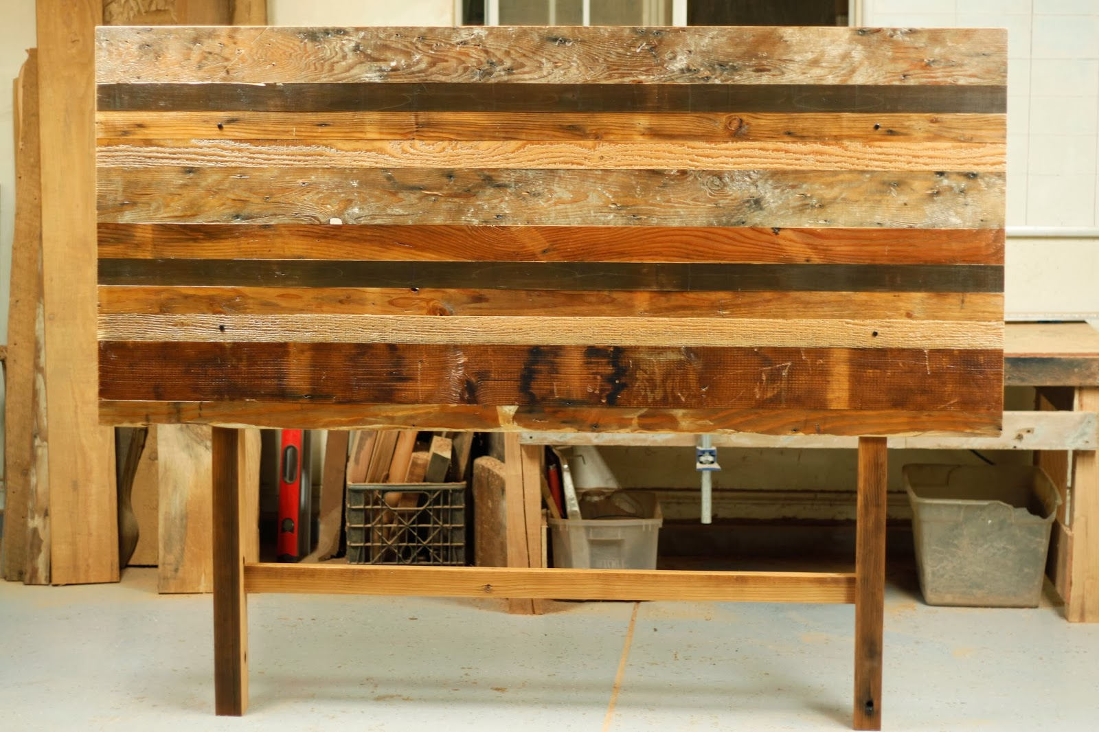 Arbor Exchange Reclaimed Wood Furniture Patchwork