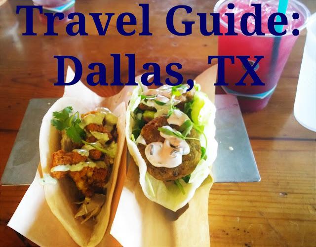 Travel Guide Dallas Texas