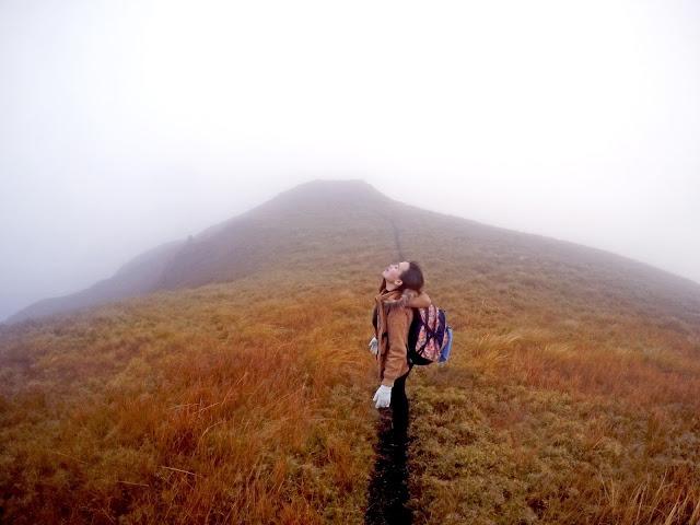 Rizza Salas x Mt. Pulag