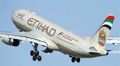 وظائف طيران الاتحاد فى الامارات Etihad Airways 2018