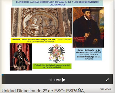 https://www.slideshare.net/marijose170/unidad-didctica-de-2-de-eso-espaa-siglo-xvi