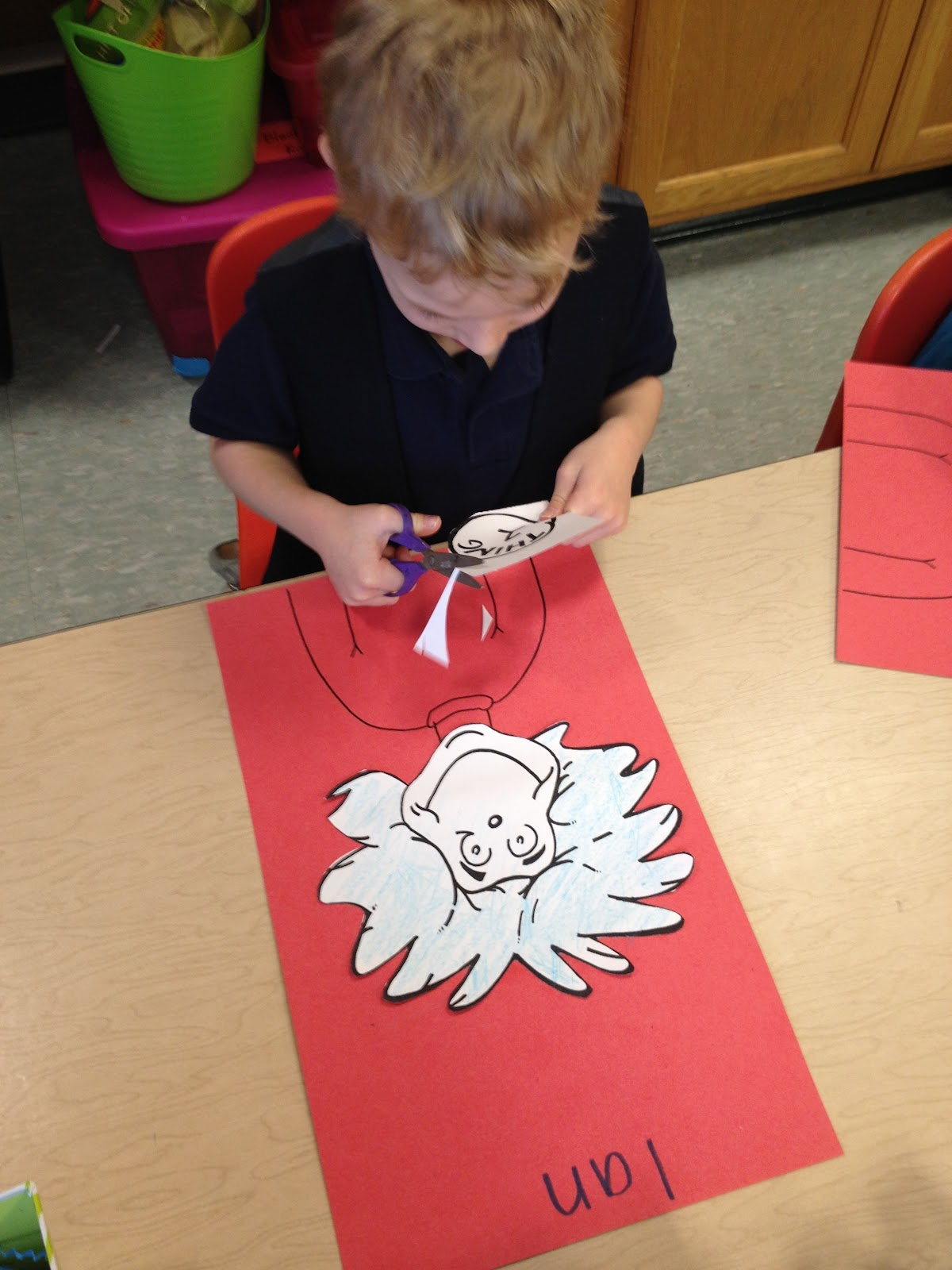 One More Dr Seuss Activity