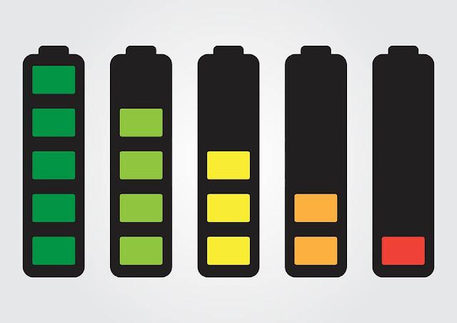 cara merawat baterai hp