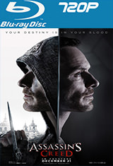 Assassin's Creed (2016) BRRip 720p / BDRip m720p