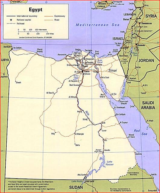 image: Political Map