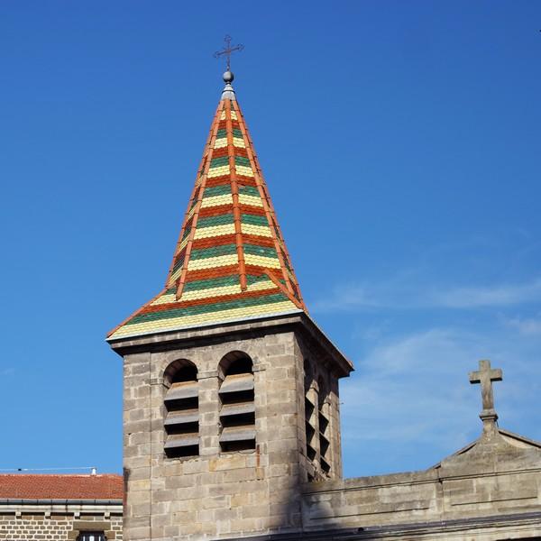 haute-loire le puy en velay vieille ville