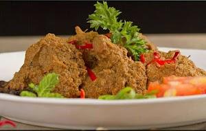 Resep Rendang Daging Ala Padang