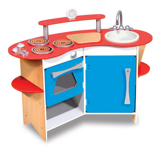Melissa And Doug Play Kitchen