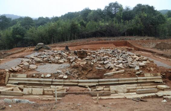 Southern Song Dynasty cemetery discovered in Zhejiang