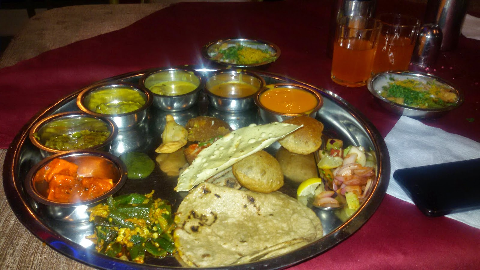 Image result for sukanta thali parsal