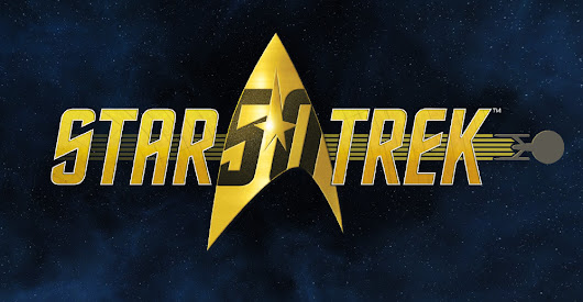 Star Trek's Golden Anniversary: Boldly Going To A Future Where No One Has Gone Before