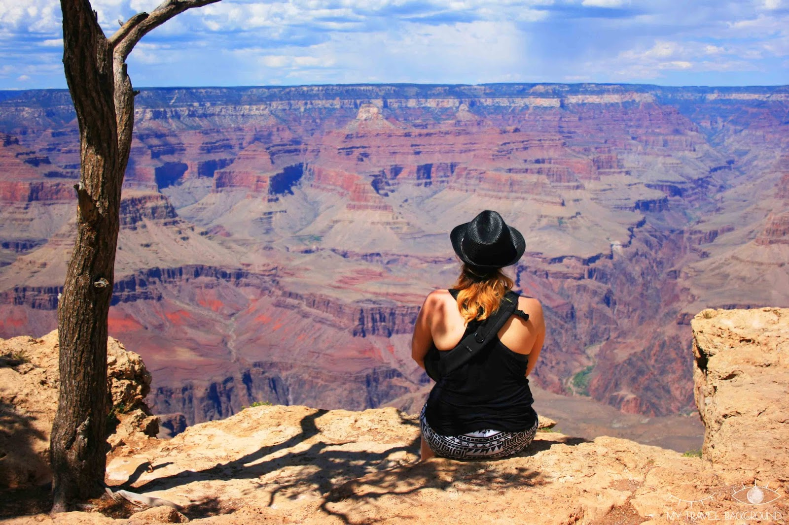 My Travel Background : les items de ma Bucket List - Voir le Grand Canyon