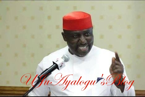 You can't withhold my Certificate of Return – Okorocha dares INEC