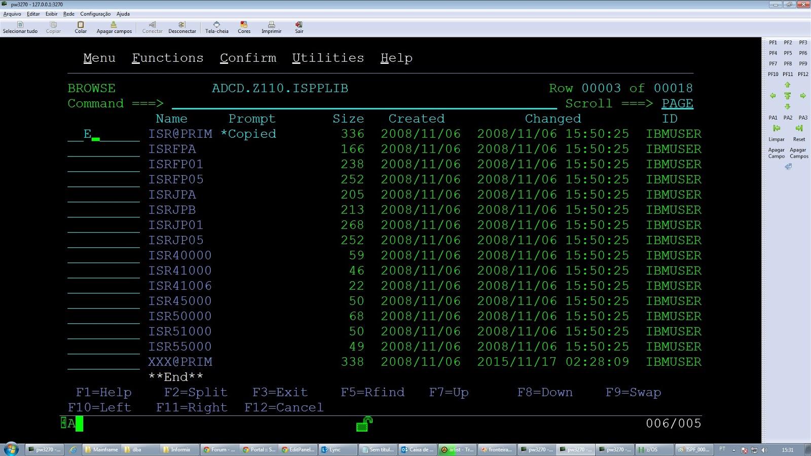 Entendendo Sobre JCL - Utilitário ICETOOL ~ Hercules & Mainframe