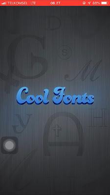 Cara Merubah Font di Bio Instagram pada iOS