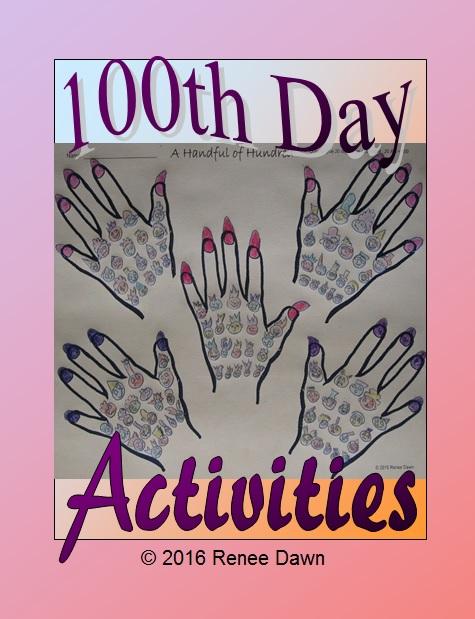 Teacher Ink 100th Day of School Creative Printable