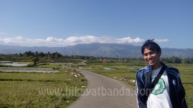 Dari Desa Lubok Sampai ke Desa Atong Aceh Besar, Menanti Petani Tersenyum