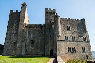 Visita al castillo de Beynac-et-Cazenac