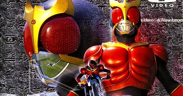 Kamen rider kuuga full episode download sub indo - D gray