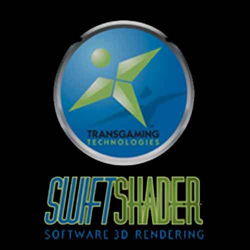 transgaming swiftshader software 3d renderer
