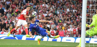 Cuplikan-gol-Arsenal-vs-Chelsea-24-September-2016