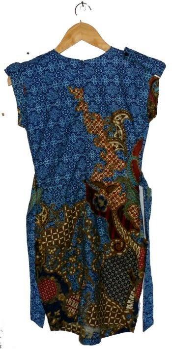 Model baju batik, baju batik wanita modern
