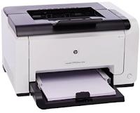 HP Laserjet Pro CP1025nw Printer Driver