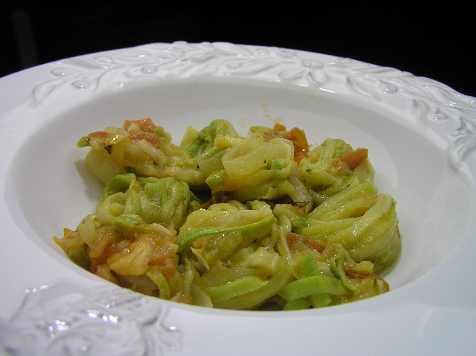 Macrobi tica ngela recetas originales y otras espaguetis for Espaguetis para dos