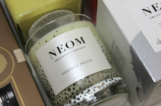 A picture of NEOM Perfect Peace Scented Candle