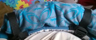 Buzzidil Versatile hipseat préformé mei-tai tissu écharpe