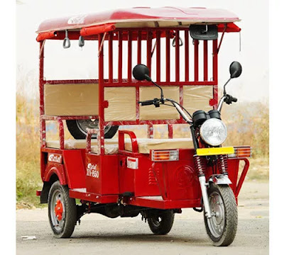 intercity e rickshaw