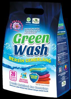 Green Wash Detergent HPAI