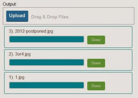 7 jQuery File Upload Plugin Examples or Multiple File Upload Example