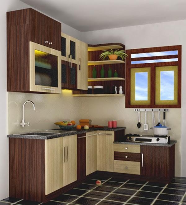 Kitchen Set Minimalis Yogyakarta