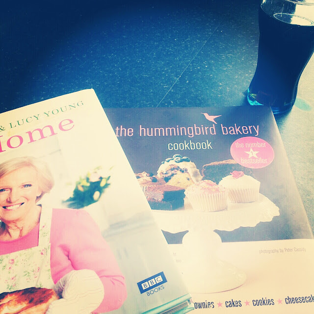 Cupcake cook book, Great British Bake Off