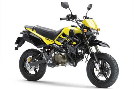 Harga Motor New Kawasaki KSR Pro Terbaru