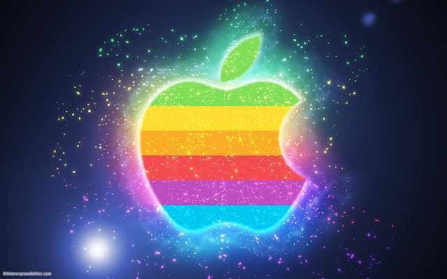 Coole bilder Apple logo