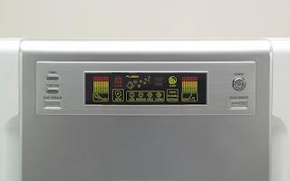 Winix WAC9300's Digital Electronic Display