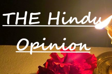 The Hindu Opinion