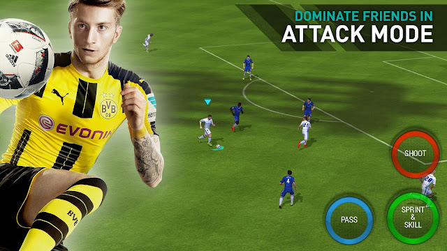 FIFA Mobile Football Soccer Games Android