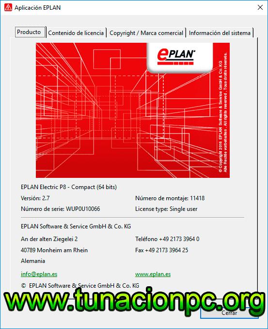 Descargar Eplan Electric P8 Español con Licencia