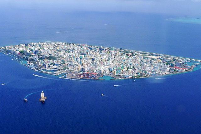 Male Adası - Maldivler