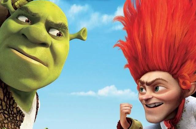 Shrek Rumpelstiltskin Shrek Forever After 2010 animatedfilmreviews.filminspector.com
